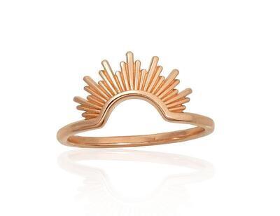 Moteriškas Žiedas, Diadema, modelis ADUM1100951(Au-R)