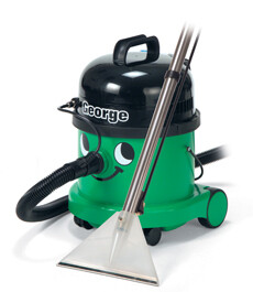 GEORGE Carpet Cleaner complete with tool kit