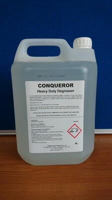 CONQUEROR Heavy Duty Bactericidal Cleaner Concentrate