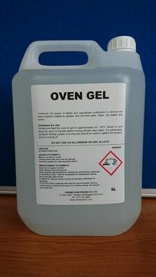 OVEN CLEANER GEL