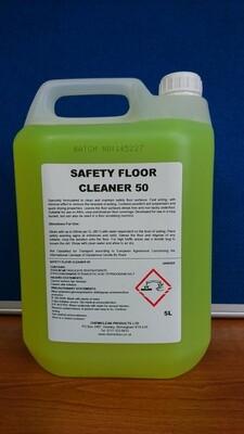 SAFETY FLOOR 50 Safety Floor Cleaner
