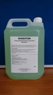 DIGESTER Grease and Odour Control Drain Cleaner