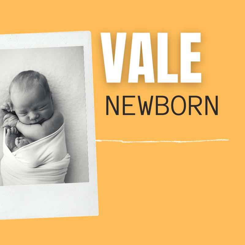 VALE por una sesión newborn