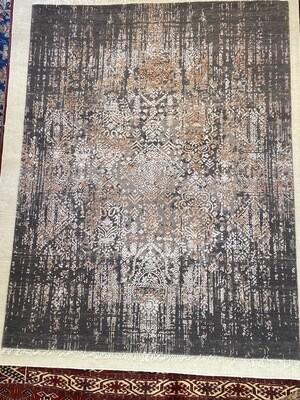 Tibet Design laine et soie. 2160fr