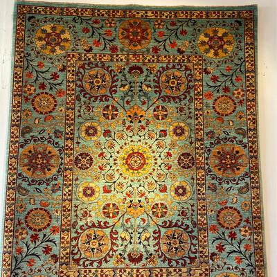 Samarkand fin Afghan . 9880fr soldé 4940fr