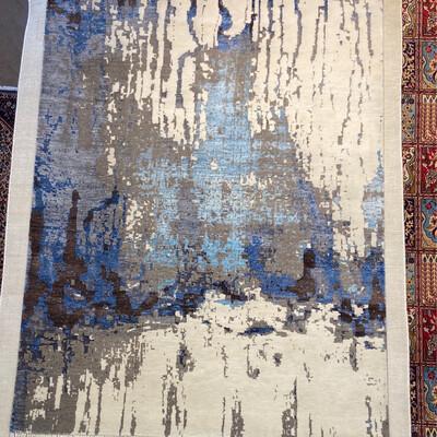 Tibet Design laine et soie. 2360fr NOUVEL ARRIVAGE!!!!!!!