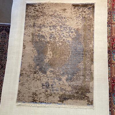 Tibet Design laine et soie. 1680fr. NOUVEL ARRIVAGE!!!!