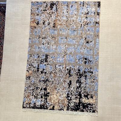 Tibet Design laine et soie. 1360fr net 850fr NOUVEAUTÉ!!!!