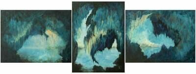Icemelt Triptych
