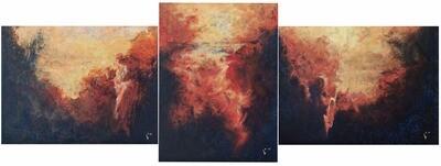Wilfire Triptych