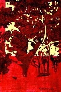 Dark Red Silhouette