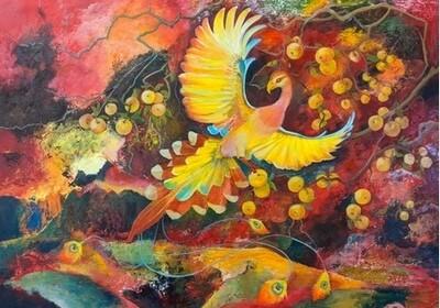 The Firebird & the Golden Apples