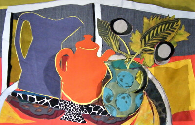 Still Life with Blue Spotted Jug