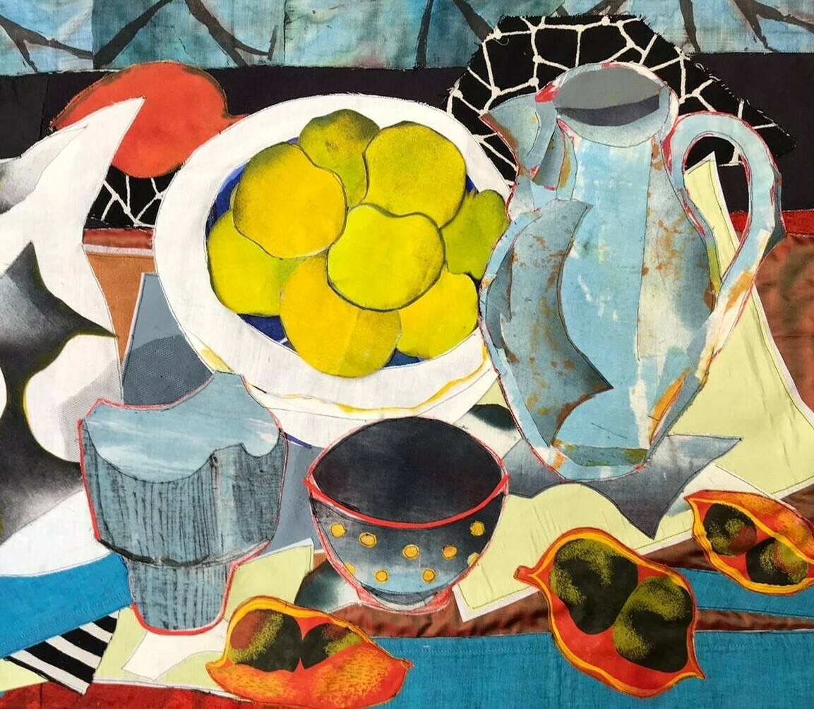 Still Life with Two Jugs