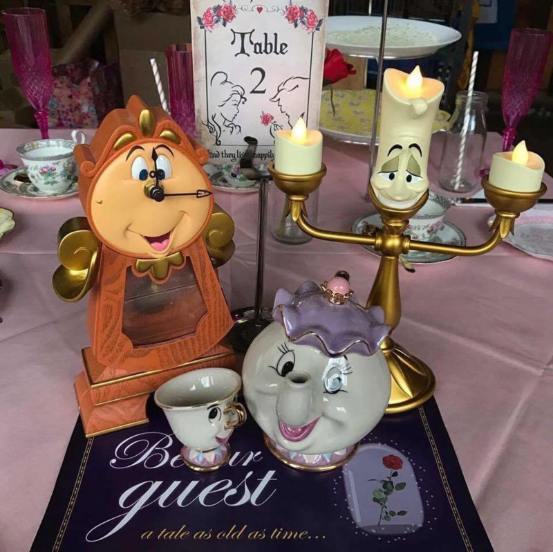 Be our Guest  Live Singing Belle Afternoon tea May 12th  At 18:00 £5 deposit