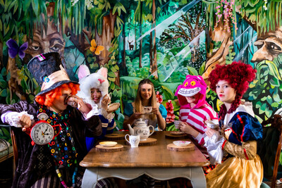 Mad Hatters Cocktail & Canapés Night August 20th At 7pm £5 Deposit