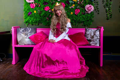 Princess Aurora & Belle Afternoon tea Sat Sept 4th At 1pm £5 deposit