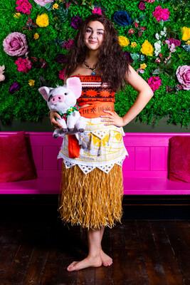 Princess Moana Afternoon Tea Friday 13th August at 1:00 £5 Deposit