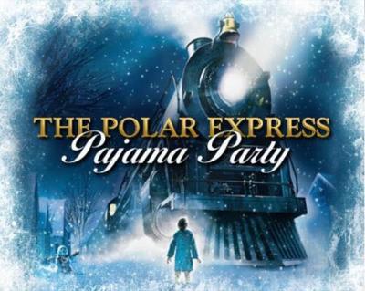 Polar Express Pyjama party Christmas Eve  December The 24th At 13:00 £5 deposit