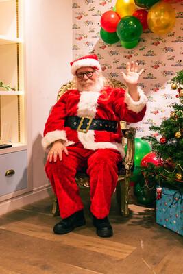 Afternoon tea With Santa & The singing Elves's Sat December 4th at 3:30   £5 Deposit
