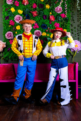 Cowboys & Cowgirls Afternoon Tea  Mon July 26th At 11am £5 Deposit