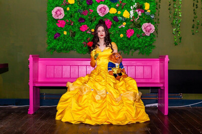 Be our Guest  Live Singing Belle Afternoon tea Sun Sept 5th At 13:00 £5 deposit