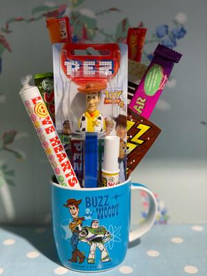 Toy Story Mug Sweet Hamper