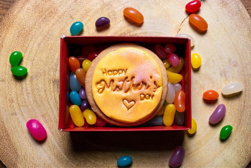 Mother's Day Jelly Bean Cookie Box