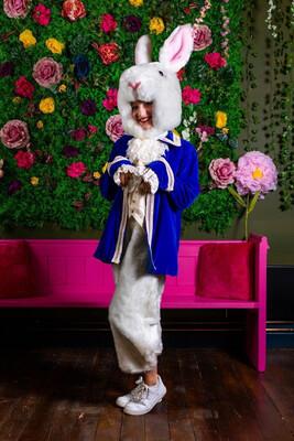 Easter Bunny Visit Easter Saturday 3rd April