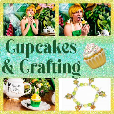 Cupcakes & Crafting Class Fri 16th At 11am