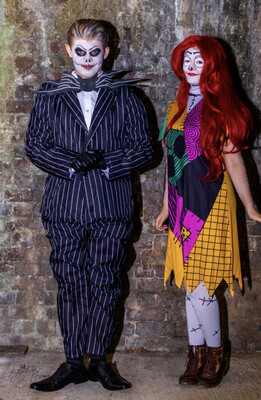 Jack & Sally Afternoon Tea Friday Oct 29th At 5pm £5 Deposit