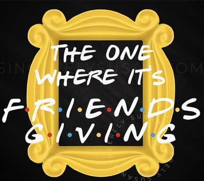 Friends-giving Quiz Night & Food With Cocktails & Live Music £5 Deposit Thursday 25th November At 7pm Adults Only