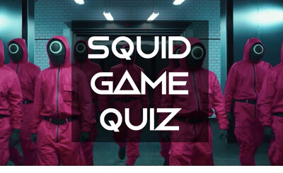 Squid Game Quiz Night 29th Oct At 7pm