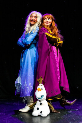 Princess Afternoon Tea With The Snow Sisters Sunday January 16th  At 1pm £10 deposit