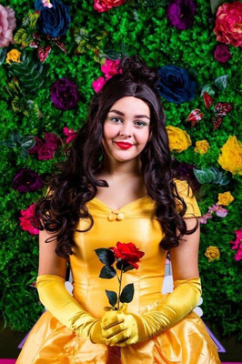 Princess Afternoon Tea With Princess Belle Friday 22nd Oct At 3pm  £5 deposit
