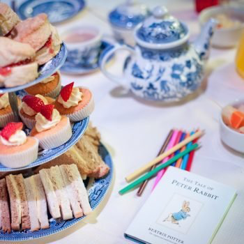 Peter Rabbit Easter Afternoon Tea Good Friday 2rd April at 11:00