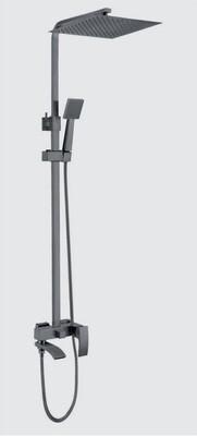 G2407-6 (Душ. Система.излив -перекл.на лейку.чёрный )