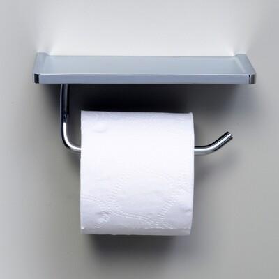 K-1325 Держатель туалетной бумаги с полочкой для телефона