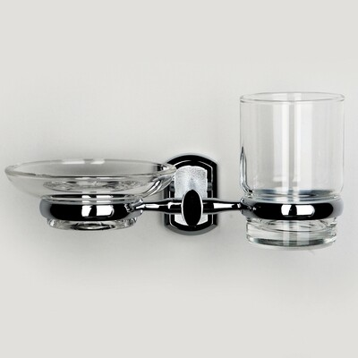 Oder K-3026 Держатель стакана и мыльницы