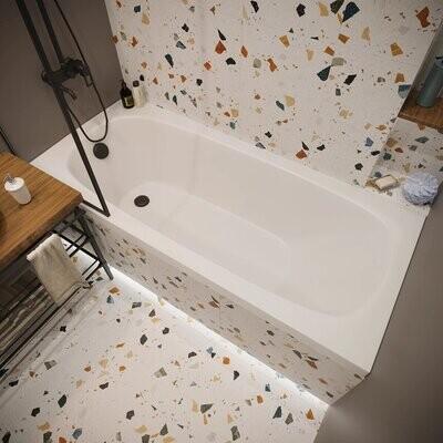 Акриловая ванна TONI ARTI Teramo 180x80