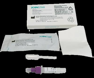 Antigen Corona Laientest -Spucktest  Joinstar