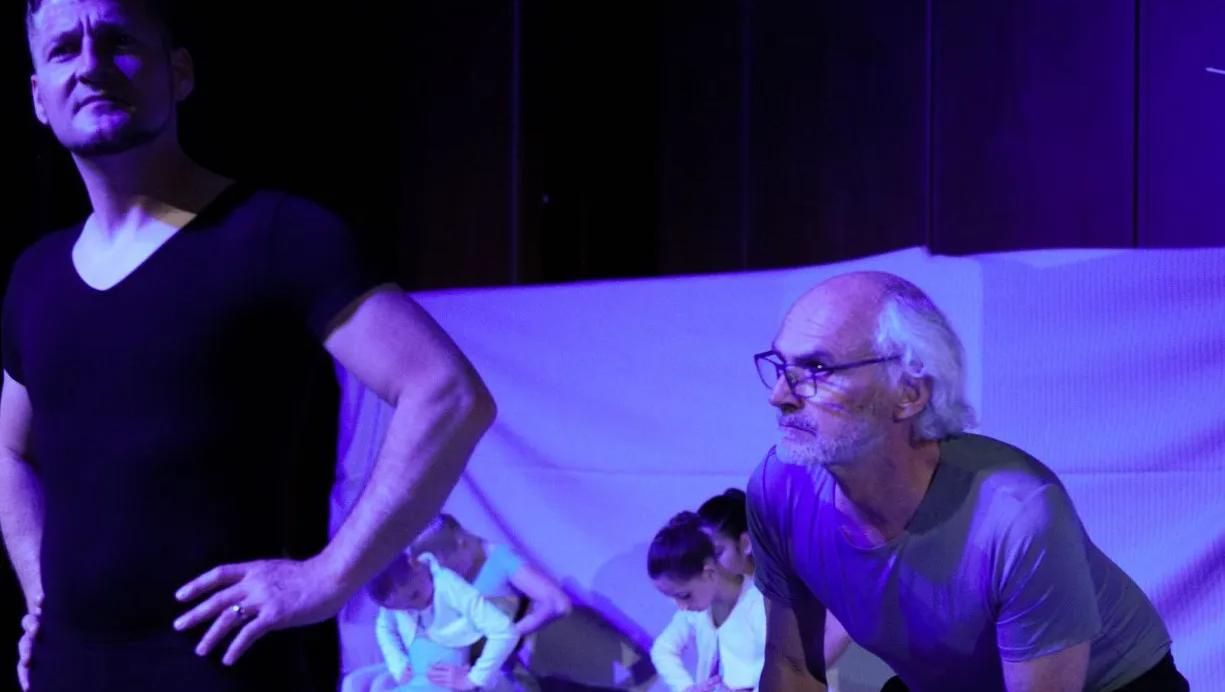 """Livestream: Schauspiel - Workshop """"Präsenz & Wirkung"""""""