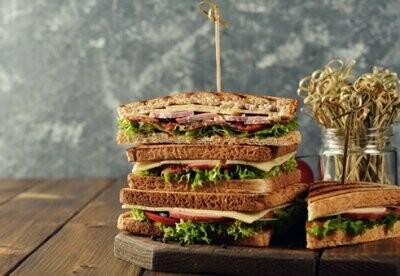 Sandwich [Schinken]