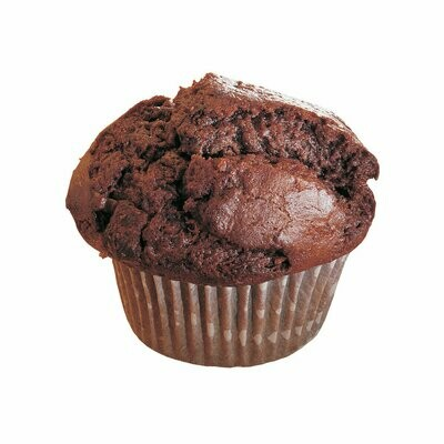 Double-Chocolate Muffin