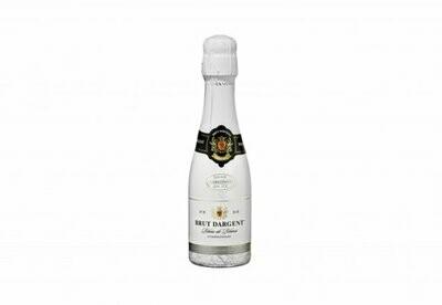 Brut Dargent Ice Chardonnay Weiß Sekt 0.2 l