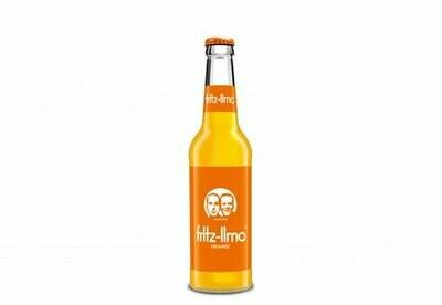 Fritz Orangenlimo 0.33 l