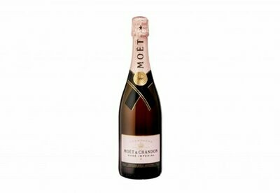 Moët & Chandon Rosé Impéral Champagner 0.75 l