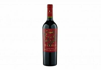 Casillero del Diablo Dark Red Rotwein halbtrocken 0.75 l
