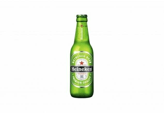 Heineken Bier 0.25 l