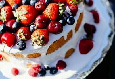 Torten & Kuchen auf Anfrage